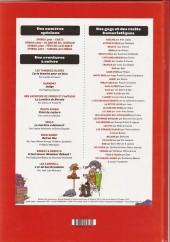 Verso de (Recueil) Spirou (Album du journal) -348- Spirou album du journal
