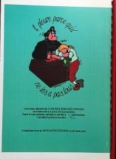 Verso de Tintin - Pastiches, parodies & pirates -a- Les aventures de Tintin à l'E.N.A