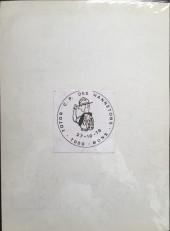 Verso de Tintin - Pastiches, parodies & pirates - Les Extraordinaires Aventures de Totor - C.P des hannetons