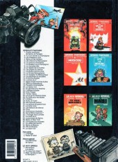 Verso de Spirou et Fantasio -11e93- Le gorille a bonne mine