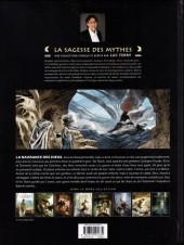 Verso de La naissance des Dieux - La Naissance des Dieux