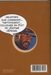 Verso de Durango -MBD08- Durango - Le Monde de la BD - 08