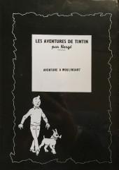 Verso de Tintin - Pastiches, parodies & pirates - Aventure à Moulinsart