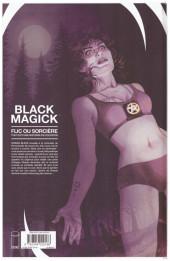 Verso de Black Magick -1- Réveil