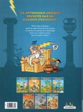 Verso de Les petits Mythos -5a15- Détente aux enfers
