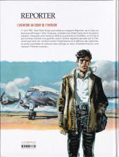 Verso de Reporter -2- Les Derniers Jours du Che