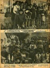 Verso de Garry (sergent) (Imperia) (1re série grand format - 1 à 189) -80- Commando sur tonga