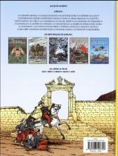 Verso de Lefranc (Les voyages de/Les reportages de) -9- Les batailles de Moselle