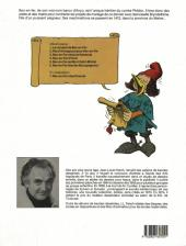 Verso de Bec-en-fer (1re série) -6- Bec-en-fer chez les Bourguignons