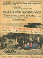 Verso de Garry (sergent) (Imperia) (1re série grand format - 1 à 189) -94- Tonnerre sur l'oregon