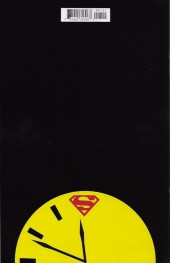Verso de Doomsday Clock (2017) -1- That Annihilated Place