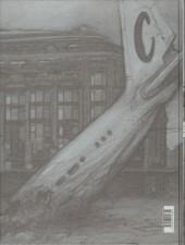 Verso de Bug -1TL- Livre 1