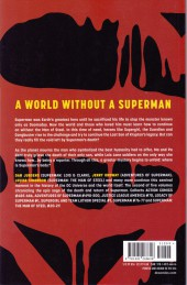 Verso de Superman (TPB) - Funeral For A Friend