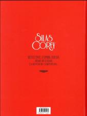 Verso de Silas Corey -INT1- Intégrale Tome 1 - Cycle 1