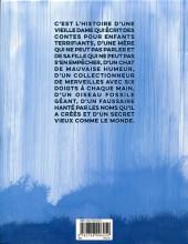 Verso de L'homme gribouillé - L'Homme gribouillé