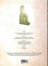 Verso de Gaspard et la Malédiction du prince-fantôme