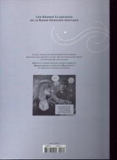 Verso de Les grands Classiques de la Bande Dessinée érotique - La Collection -4266- Belle de nuit