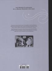 Verso de Les grands Classiques de la Bande Dessinée érotique - La Collection -4367- Amours fous