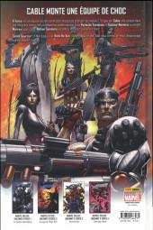 Verso de X-Force : Actes d'agression - Actes d'agression