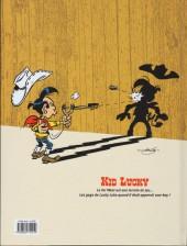 Verso de Kid Lucky -4- Suivez la flèche