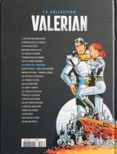 Verso de Valérian - La collection (Hachette) -8- Les héros de l'équinoxe