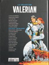 Verso de Valérian - La collection (Hachette) -9- Métro Châtelet - Direction Cassiopée