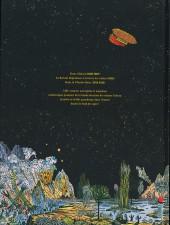 Verso de Dans l'infini et autres histoires -1- Dans l'infini 1906 - 1915