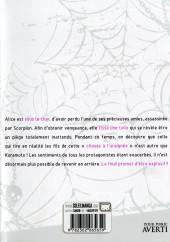 Verso de Arachnid -12- Tome 12