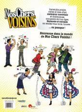 Verso de Nos chers voisins - Le best of !