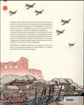 Verso de La guerre civile espagnole - La Guerre civile espagnole
