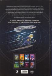 Verso de Infinity 8 -6- Connaissance ultime