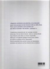 Verso de Largo Winch -21ES3- L'étoile du matin