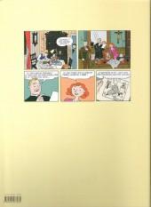 Verso de Les aventures d'Hergé - Tome d17