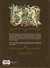 Verso de Les chevaliers d'Émeraude -61- Wellan