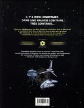 Verso de Star Wars (Delcourt / Disney) -INT1- La Trilogie originale