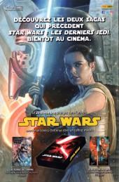 Verso de Star Wars (Panini Comics - 2017) -4- L'Élu