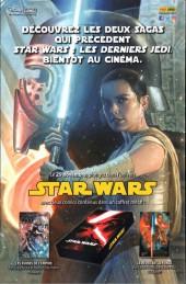 Verso de Star Wars (Panini Comics - 2017) -4VC- L'Élu