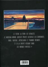 Verso de Dans l'ombre du soleil - Tome INT