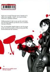 Verso de Gantz:G -2- Volume 2