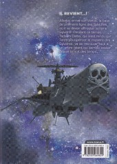 Verso de Capitaine Albator - Dimension voyage -5- Tome 5