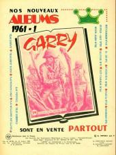 Verso de Garry -158- Entre de bonnes mains