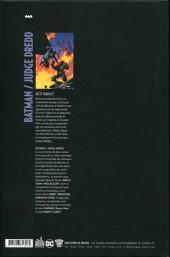 Verso de Batman - Judge Dredd (Urban) - Batman - judge dredd (urban)