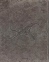 Verso de Corto Maltese (2015 - Couleur Format Normal) -14TT- Équatoria