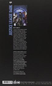 Verso de Justice League Dark