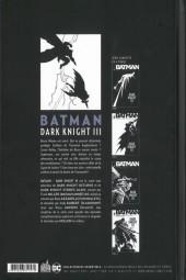 Verso de Batman - Dark Knight III -4TL- Tome 4