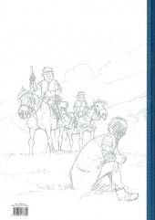 Verso de Les tuniques Bleues -61TL- L'étrange soldat Franklin