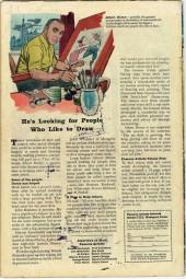 Verso de Sgt. Fury and his Howling Commandos (Marvel - 1963) -7-