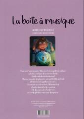 Verso de La boîte à musique -1SP- Bienvenue à Pandorient