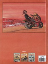 Verso de Les mémoires d'un motard -4- C'était le temps des filles et des bécanes