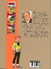Verso de Chick Bill - L'Intégrale -0- L'Intégrale n°0